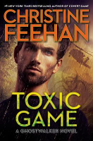Toxic Game (A GhostWalker Novel), by Christine Feehan